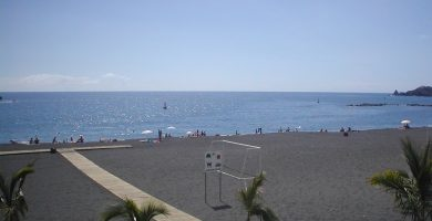playas de breña alta