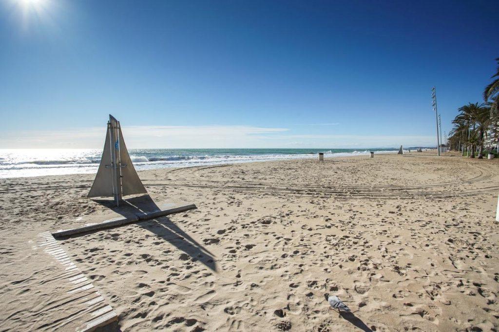 playas de calafell