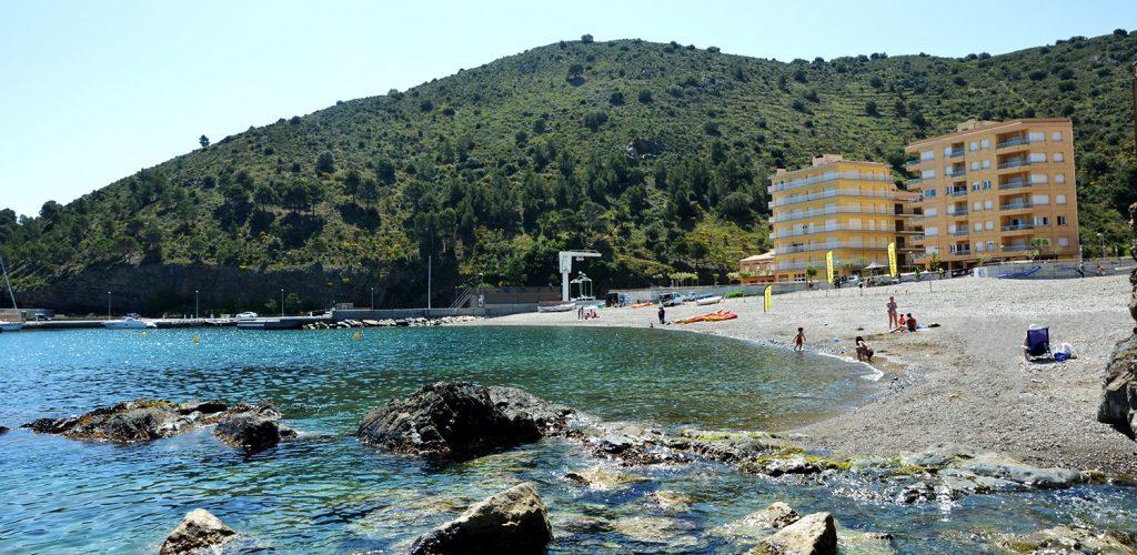 playas de colera