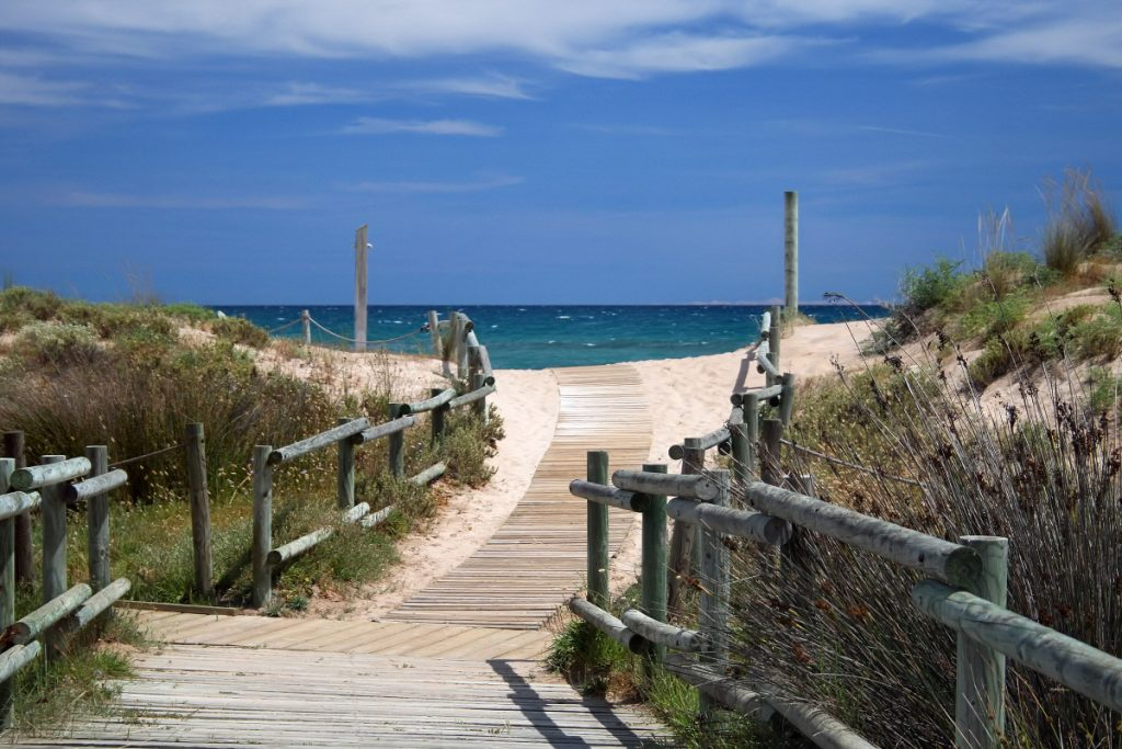 playas de creixell