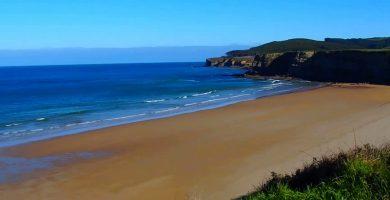 playas de ribamontan al mar
