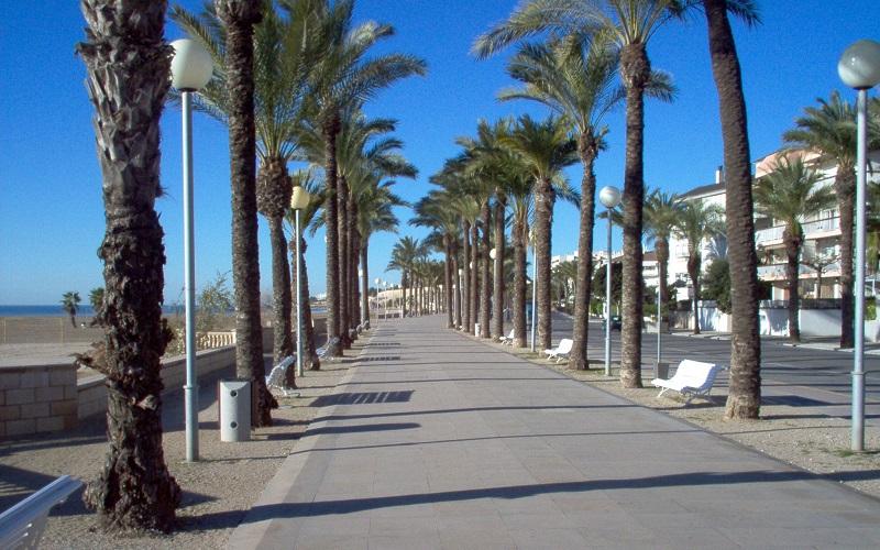 Playas de Vilanova i la Geltrú
