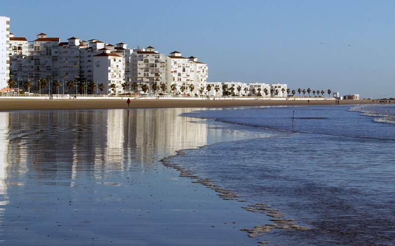 Playas de El Puerto de Santa María