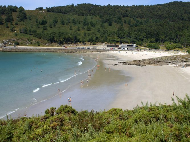 Playas de Ponteceso