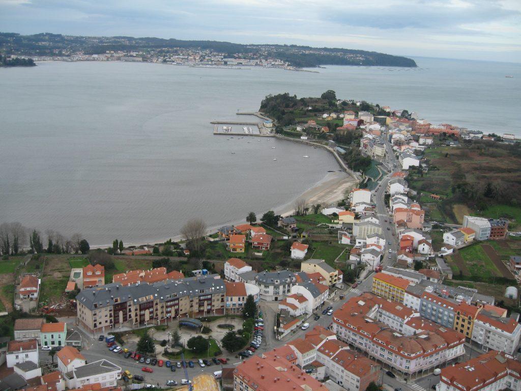 Playas de Pontedeume