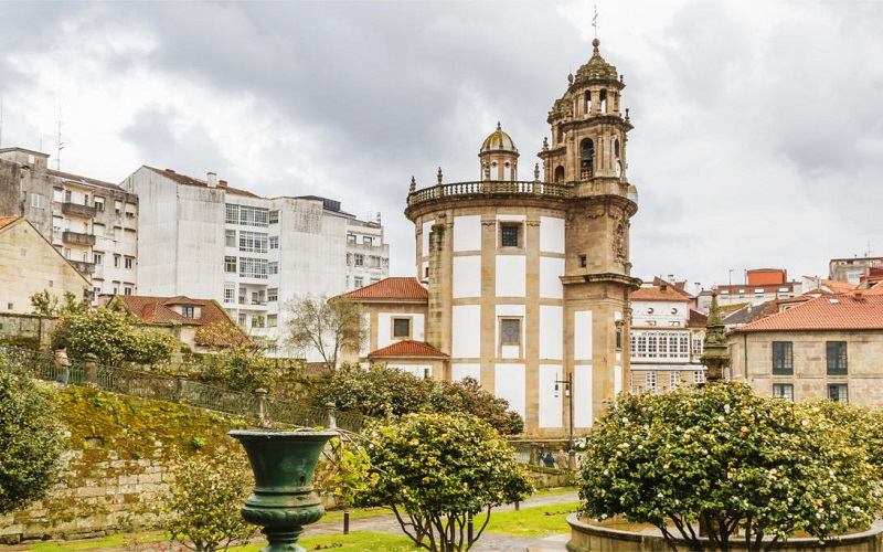 Playas de Pontevedra