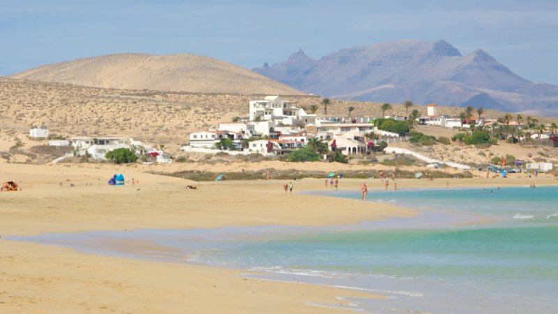 Playas de Puerto del Rosario