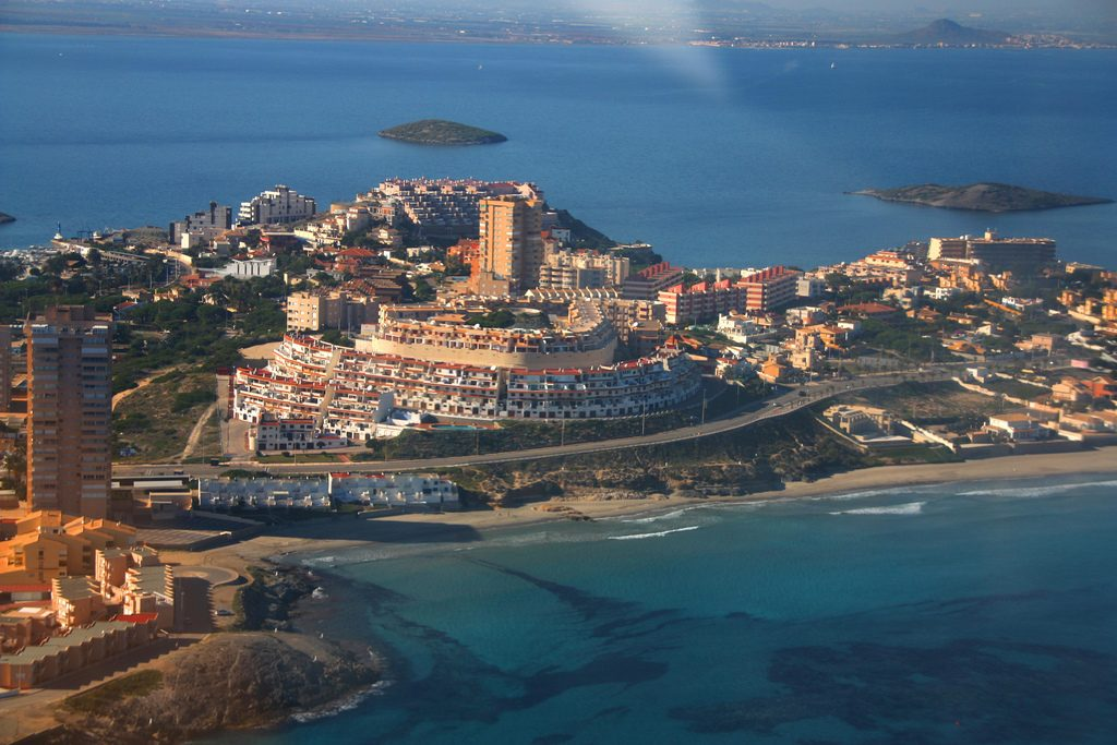Playas de San Javier