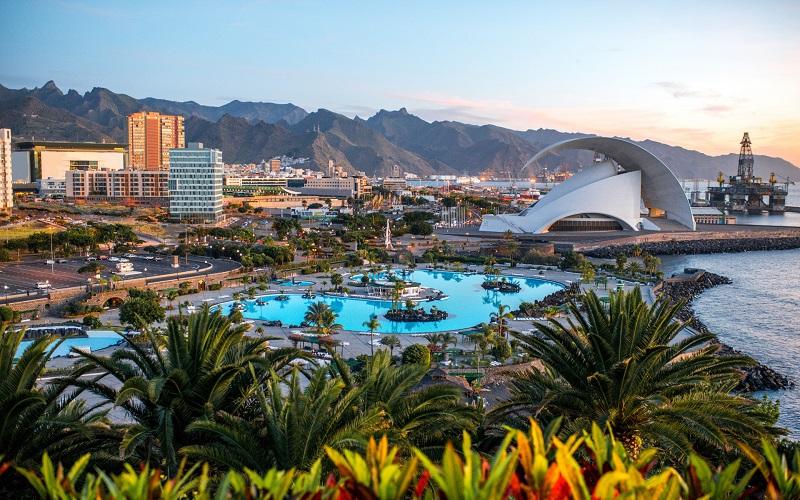 Playas de Santa Cruz de Tenerife