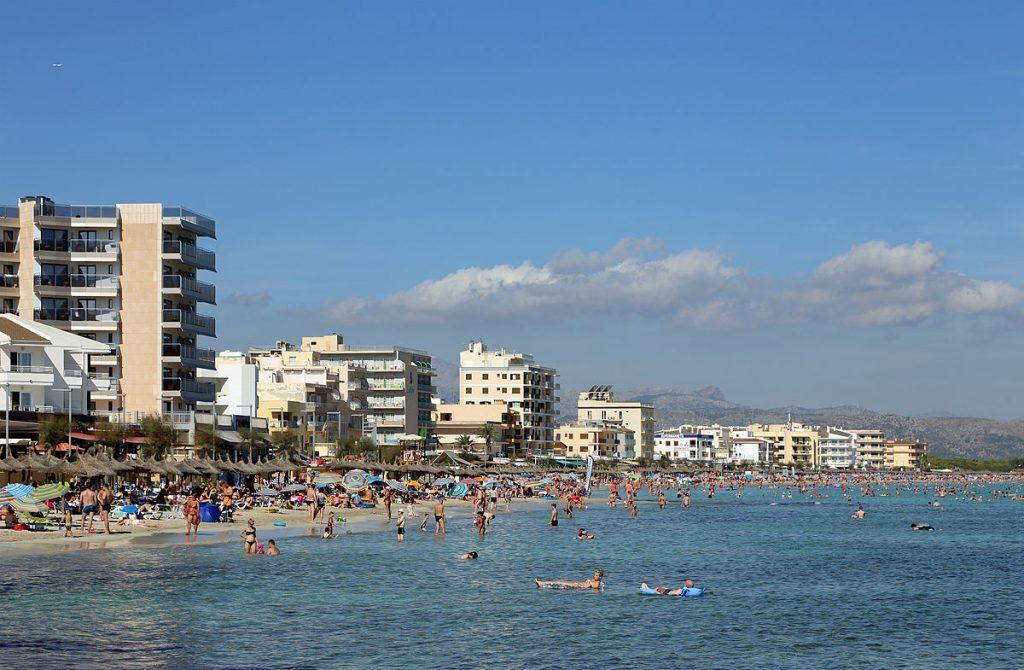Playas de Santa Margalida
