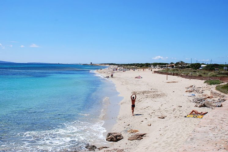 Playas de Ses Salines