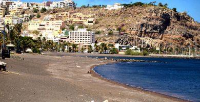 Playas de Valle Gran Rey