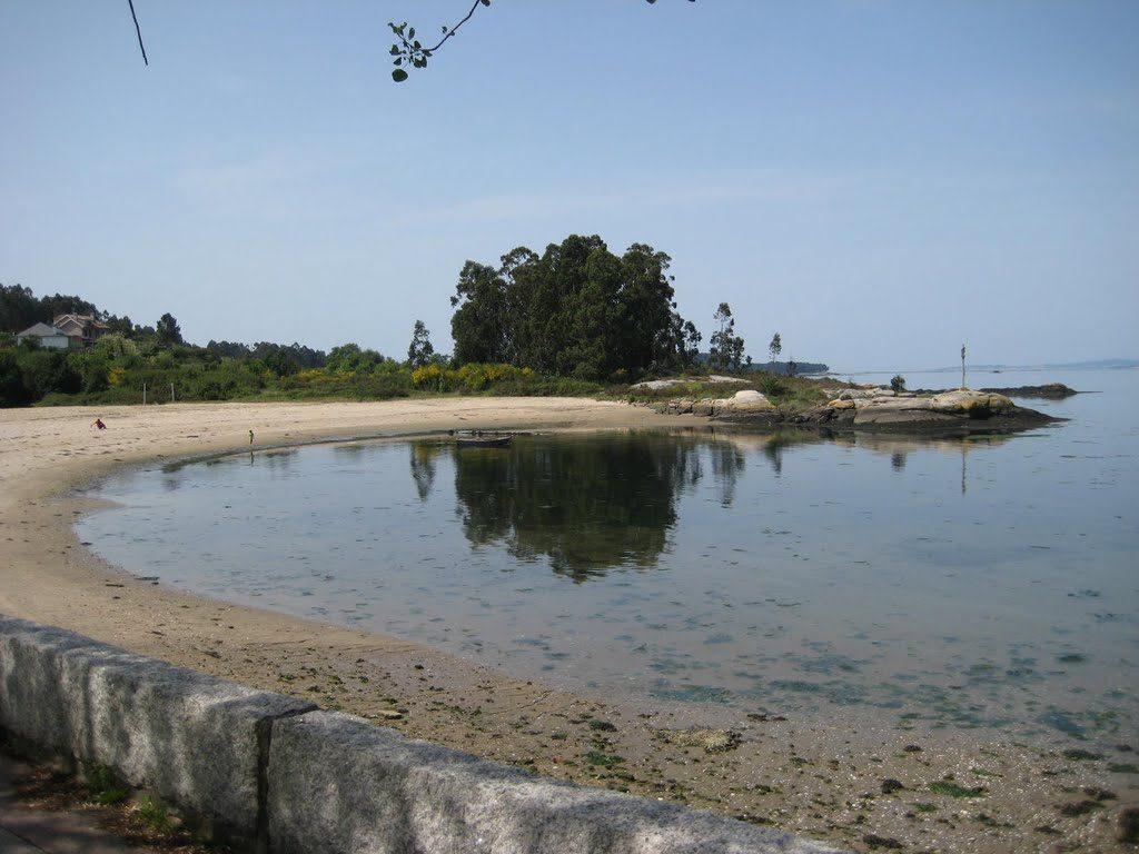 Playas de Vilagarcía de Arousa