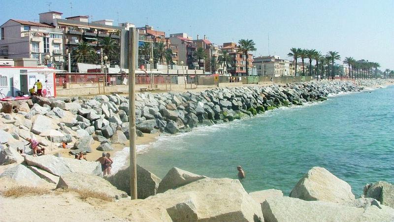 Playas de Vilassar de Mar