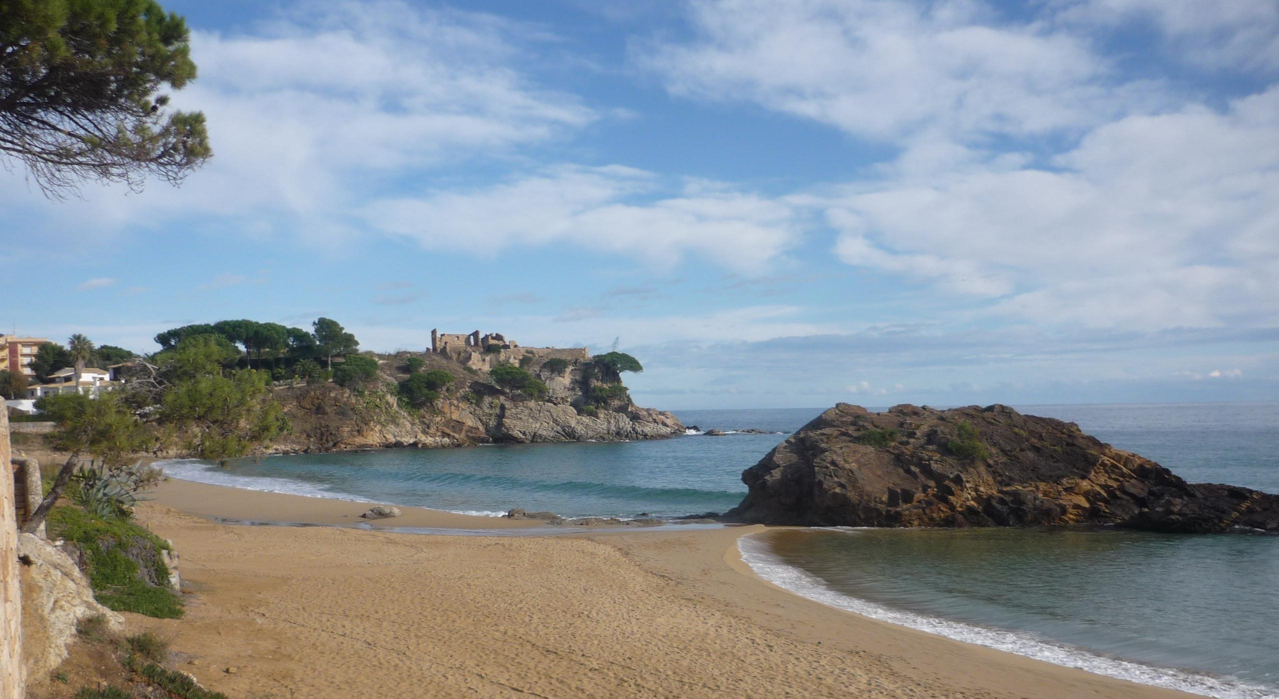 Playa Castell