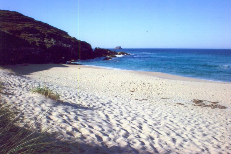 Playa de Mar de Fora